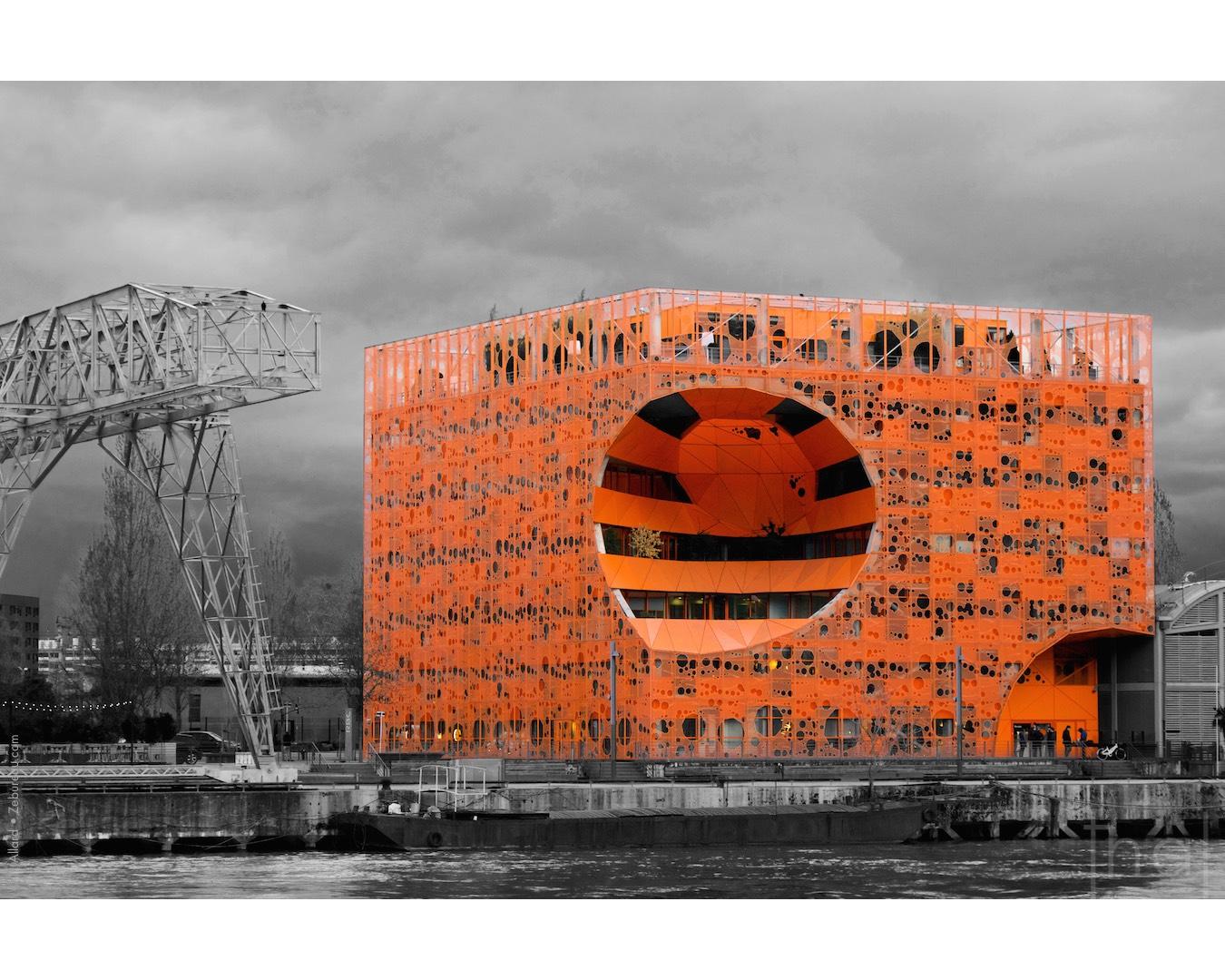 Photographe d'architecture à Lyon