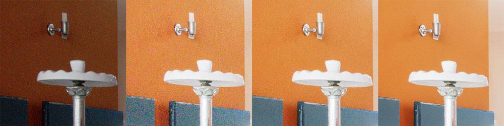 Exemple d'image débruitée avec photolab 4