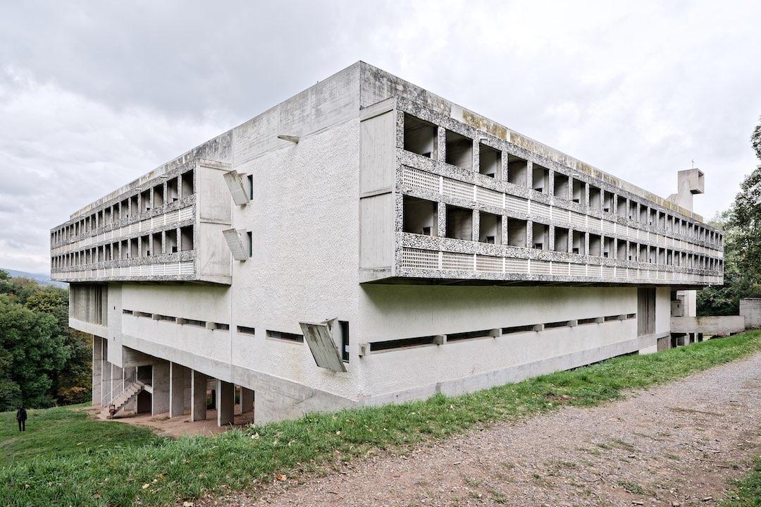 Cellules des moines du Couvent de La Tourette